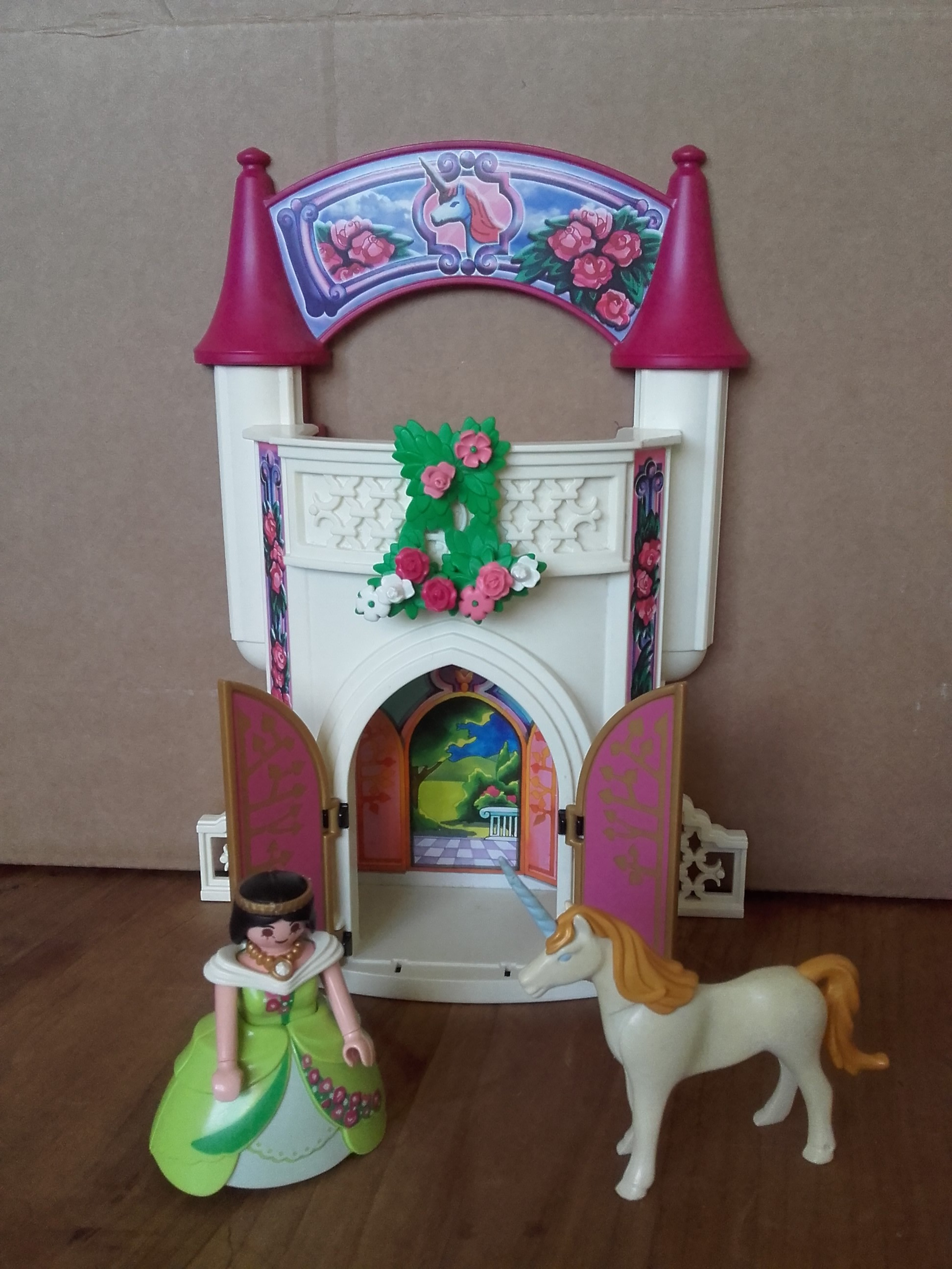 Photo don Playmobil