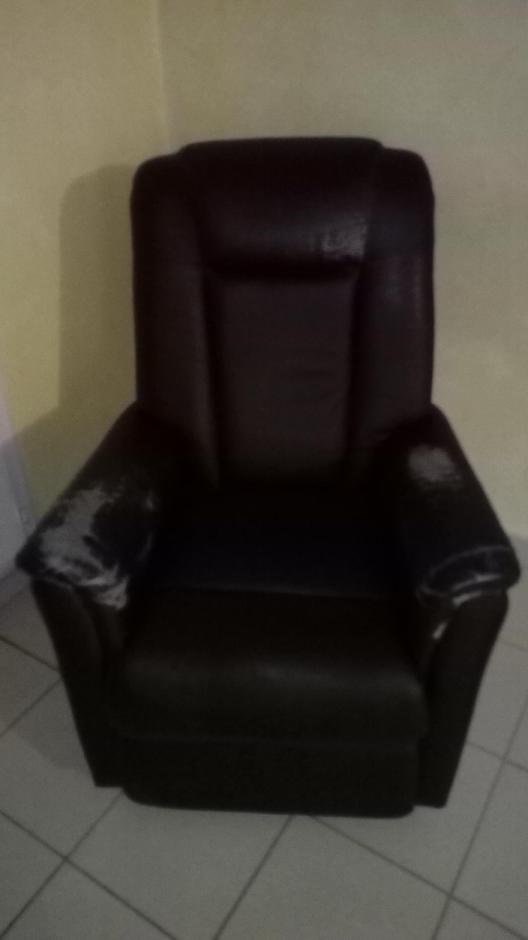 Photo don Fauteuil de relaxation