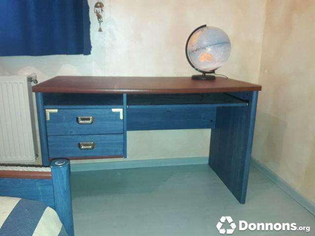 Photo don Meubles bleu pour chambre enfant